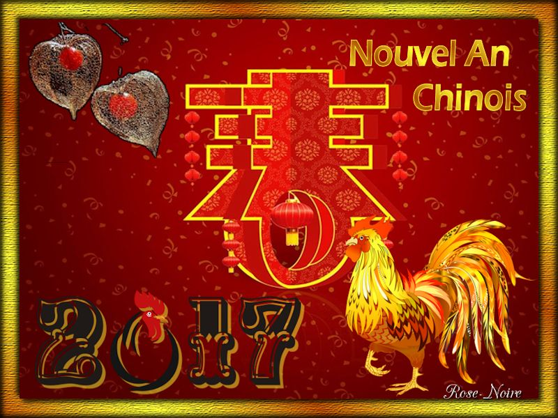 Nouvel an chinois - Date nouvel an chinois 2017 ...